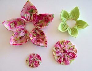 Фото: как сделать цветок