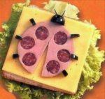 Идеи бутербродов для детей