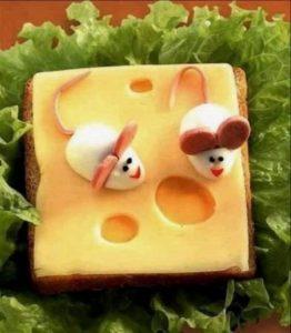 Бутерброды для детей с фото