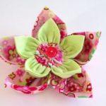 Как сделать цветы из ткани: мастер-класс