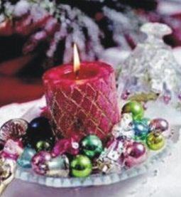 Свечи и марблс
