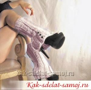 Гетры на обувь