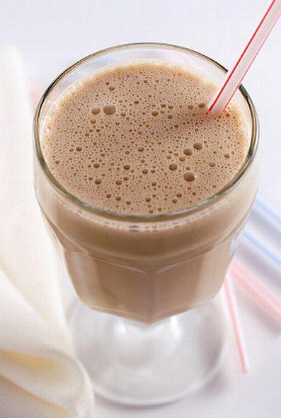 Рецепт молочного коктейля для блендера