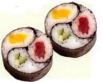 Как сделать суши и роллы самой