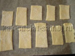 Рецепт сметанного теста на печенье