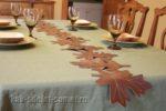 Осенний стол: картинки