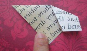 Бумажные закладки для книг: фото