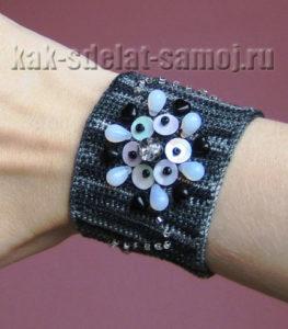 Как сделать браслет самой