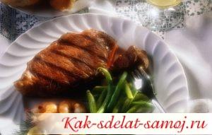 Свинина запеченная в фольге: рецепт