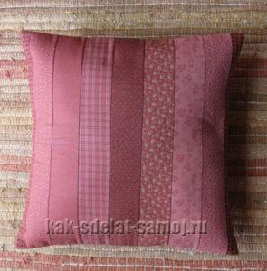 Как сшить подушки своими руками