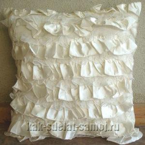 Воздушная подушка своими руками