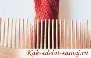 Окрашивание волос хной и басмой: фото