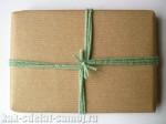 Картонная упаковка для новогодних подарков: фото