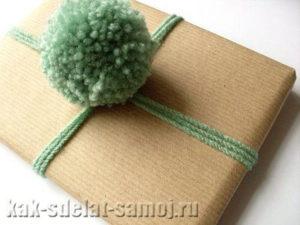 Упаковка для новогодних подарков к 2011 году