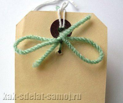 Как сделать конверт на новый год своими