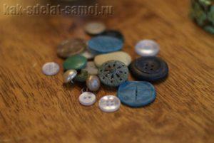 Как сделать браслет из ленточек ткани