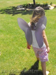 Как сделать крылья своими руками