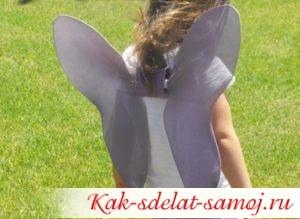 Как сделать крылья: фото