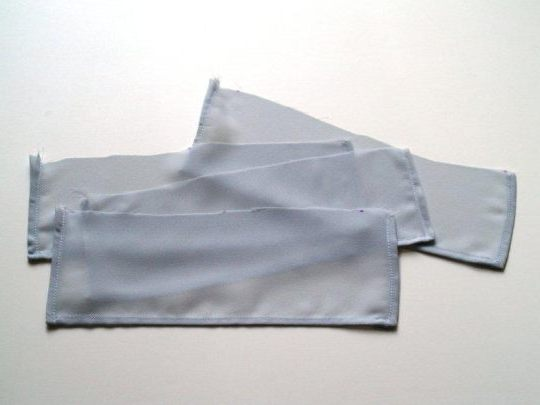 Как сшить шарф своими руками: фото