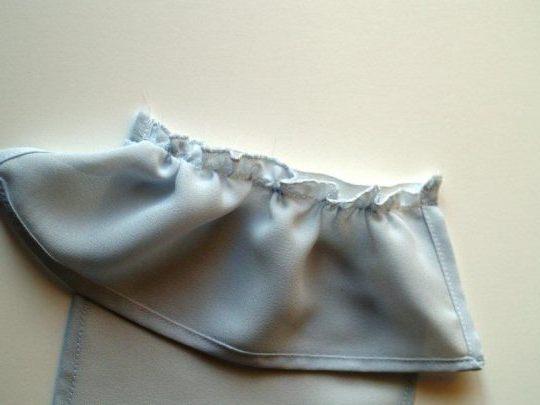 Как сделать шарф из ткани