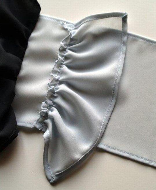 Ка сделать шарф: фото