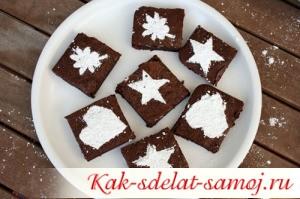 Как украсить печенье