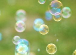 Как сделать прочные и крепкие мыльные пузыри