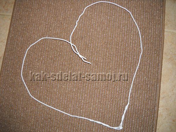 Как сделать сердце своими руками