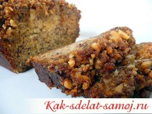 Кекс в хлебопечке, рецепты