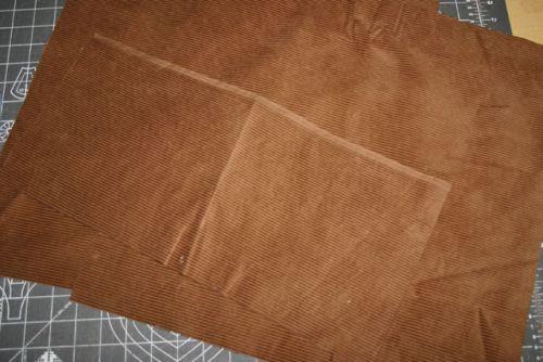 Диванная подушка своими руками как сделать