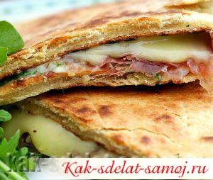 Сэндвичница, рецепты