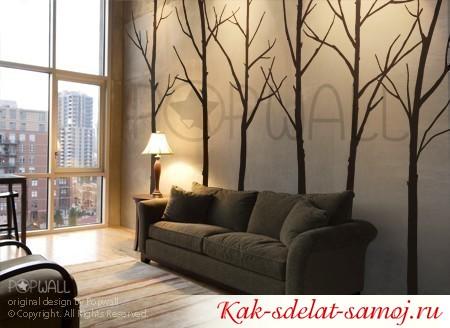 Идеи дизайна стен (фото)