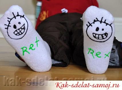 Носки для детей