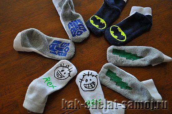 Носки для малышей, фото