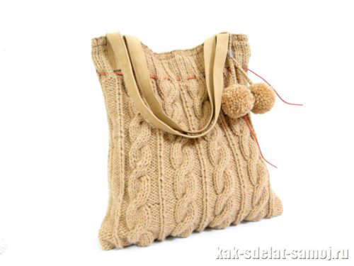 вязанные формы сумок, фото, схемы.