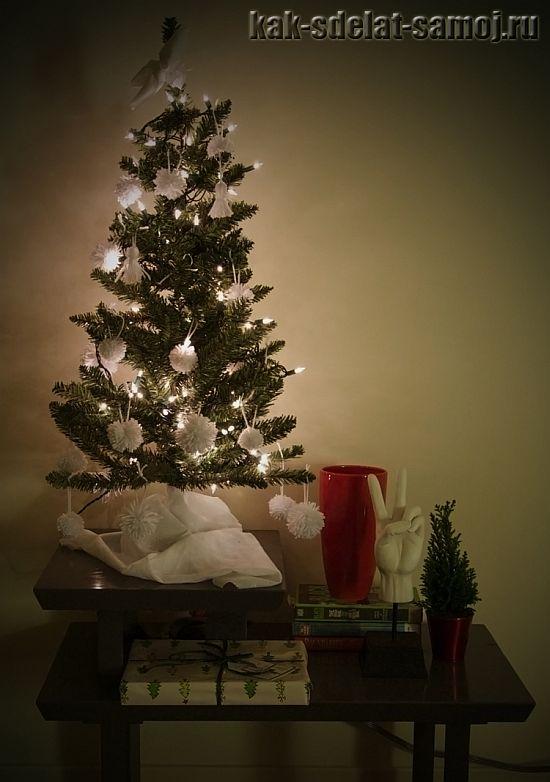 Как украсить елку 2012