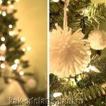 Как украсить новогоднюю елку 2015