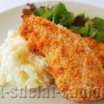 Куриные наггетсы, рецепт