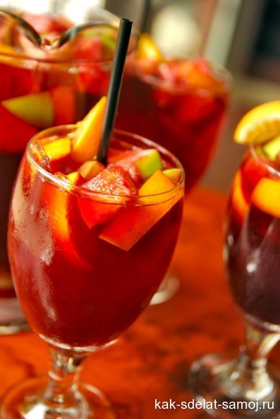 Напиток Сангрия