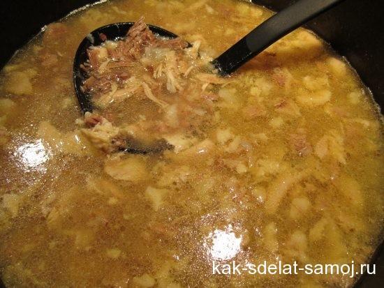 Холодец из свиных ножек с говядиной, рецепт