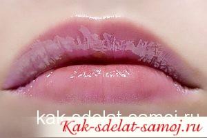 Маски для губ домашний уход за губами