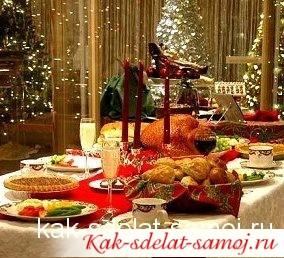 Мясные блюда на Рождество