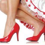 Как правильно ходить на каблуках?