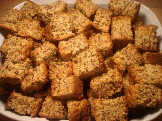 Рецепт домашних сухариков Кириешек