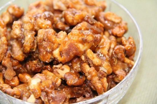 домашние козинаки из грецких орехов, фото