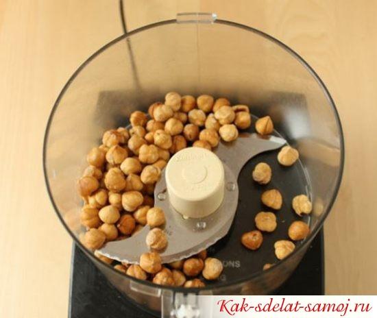 Орехи для домашней Нутеллы