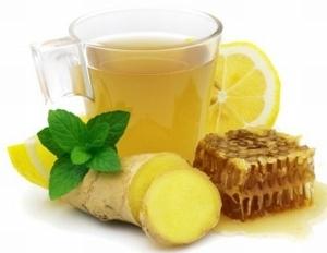 Рецепт с лимоном и медом