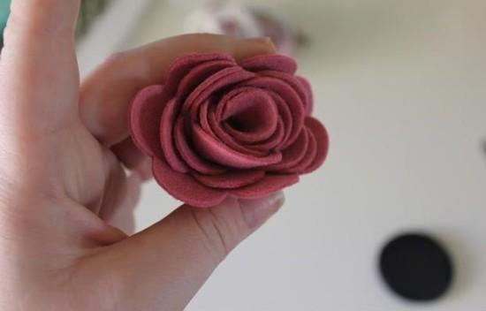 роза изготовление