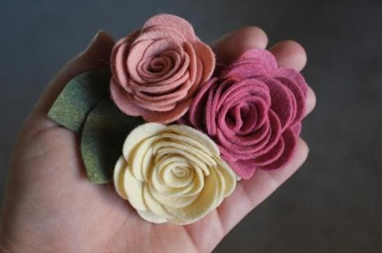 готовые розы