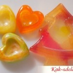 Детский опыт с конфетами — плавим карамельки